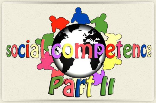 Стратегія виховання соціальної компетентності